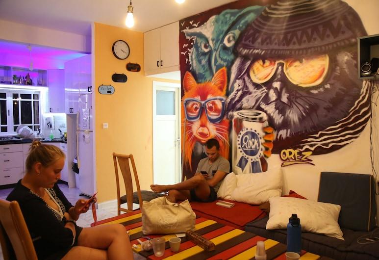 Amigos-Hostel Tel-Aviv Adults Only 18-49, Tel Aviv