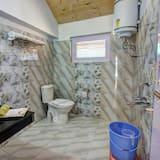Nászutas szoba kétszemélyes ággyal - Fürdőszoba