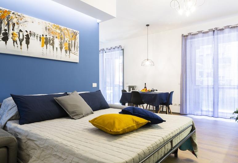 NotaMi - Blue House - Central Station, Milan, Apartemen Mewah, 1 kamar tidur, Area Keluarga