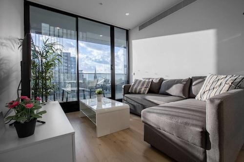 聖基爾達之心嶄新公寓海景飯店/