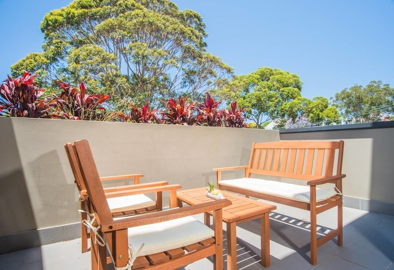 Townhouse Near The City Perfect Family Retreat, Annandale, Balkon