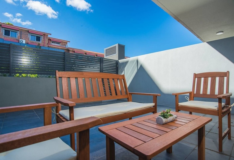 Warm Soul Apartment In The Heart Of Eastwood, Eastwood, Balkon