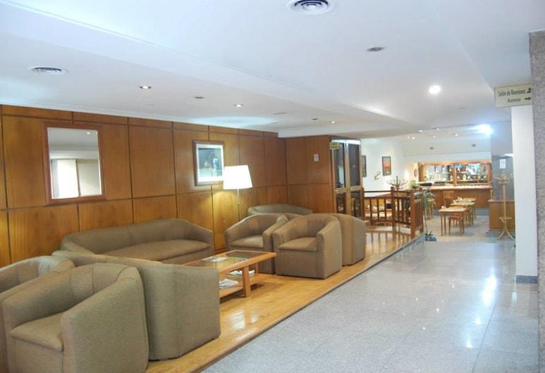 Gran Hotel Vedra, Buenos Aires, Sitzecke in der Lobby