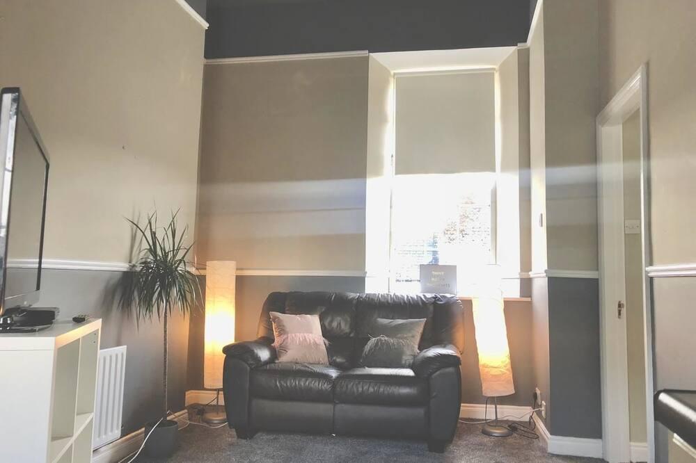 Comfort-lejlighed - Opholdsområde