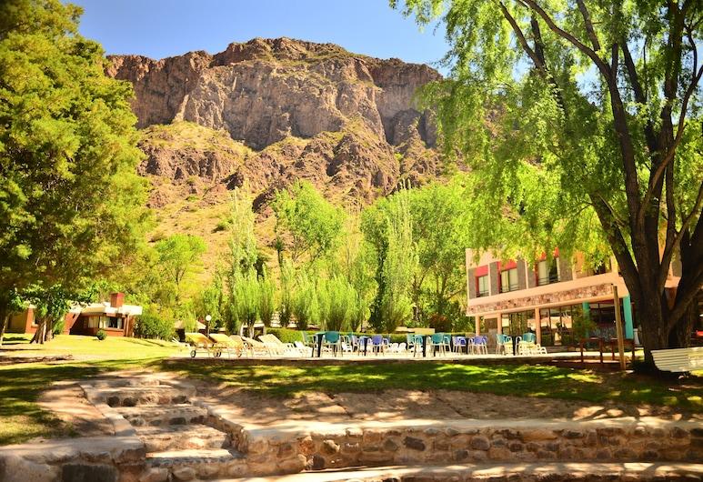 Cabañas del Sol, San Rafael, Hotelgelände