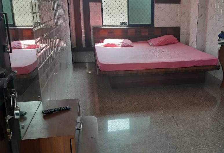 Goroomgo Sea Smile Lodge Puri, Puri, Deluxe Double Bed Non-Ac Room, Guest Room