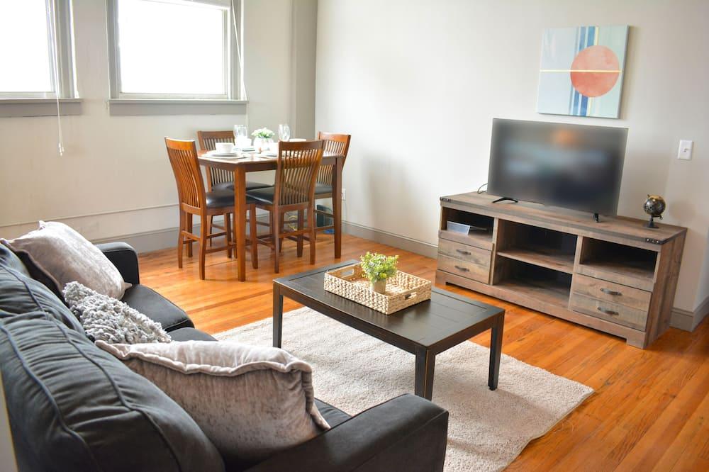 Панорамні апартаменти - Житлова площа