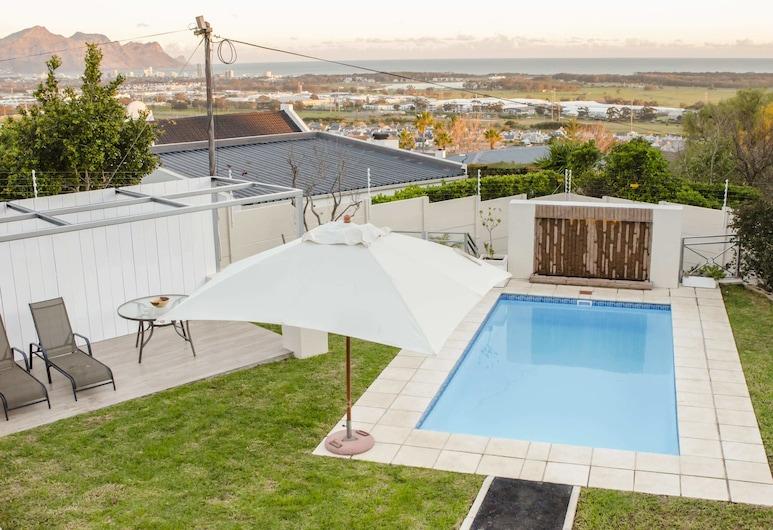 Somerset View Guest House, Cidade do Cabo, Piscina Exterior