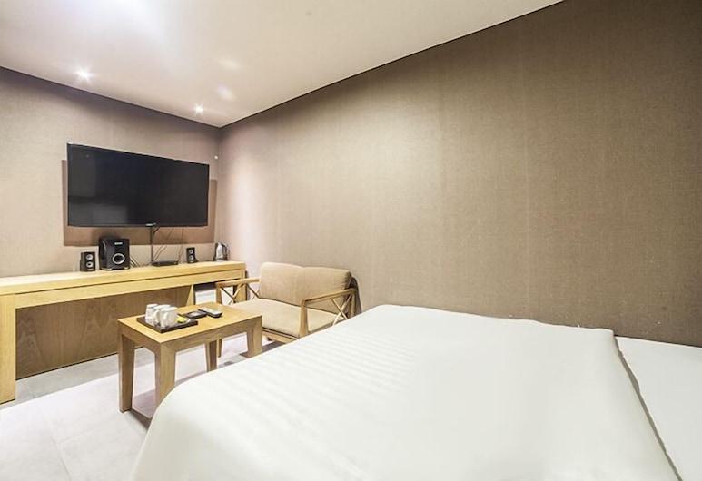 色彩酒店, 首爾, 豪華客房, 客房