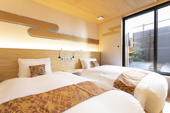 Picture of Hotel Ethnography Higashiyama Sanjo Bettei in Kyoto