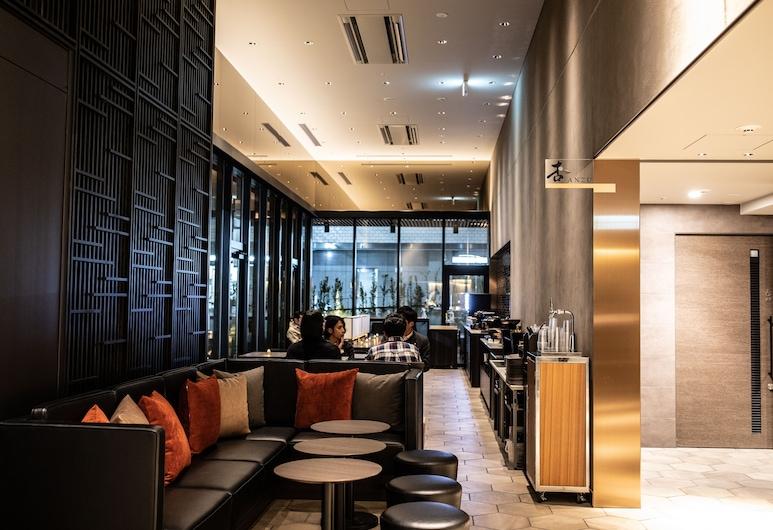 HIYORI HOTEL TOKYO GINZA EAST, Tokyo, Lobi