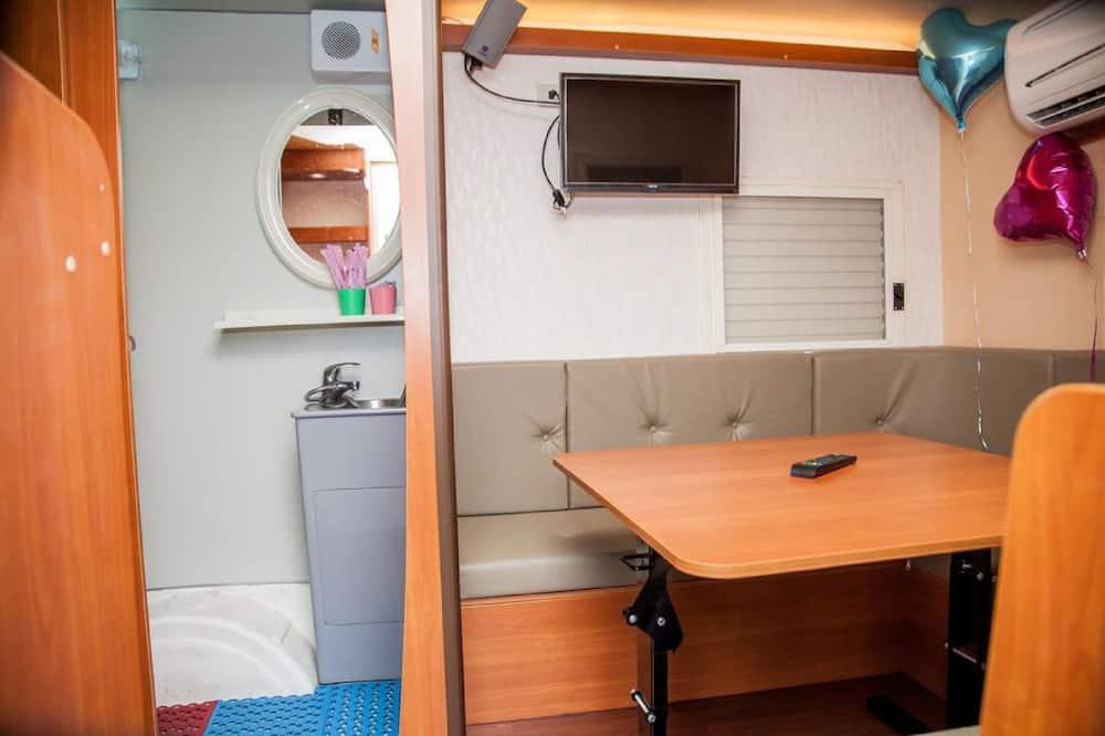 スタンダード モバイルホーム - バスルーム