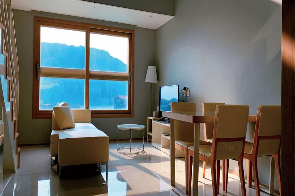 Maisonnette (D Type) - Woonruimte