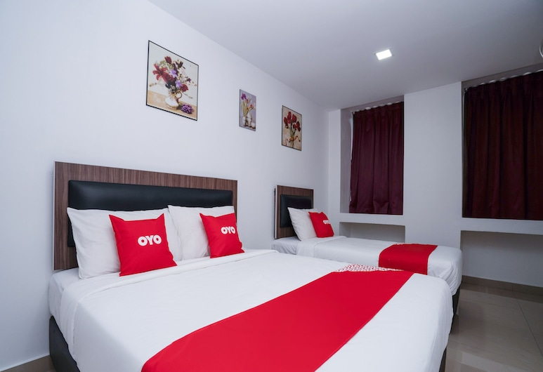 OYO 44093 VRM HOTEL, Seremban, Superior sviit, Tuba