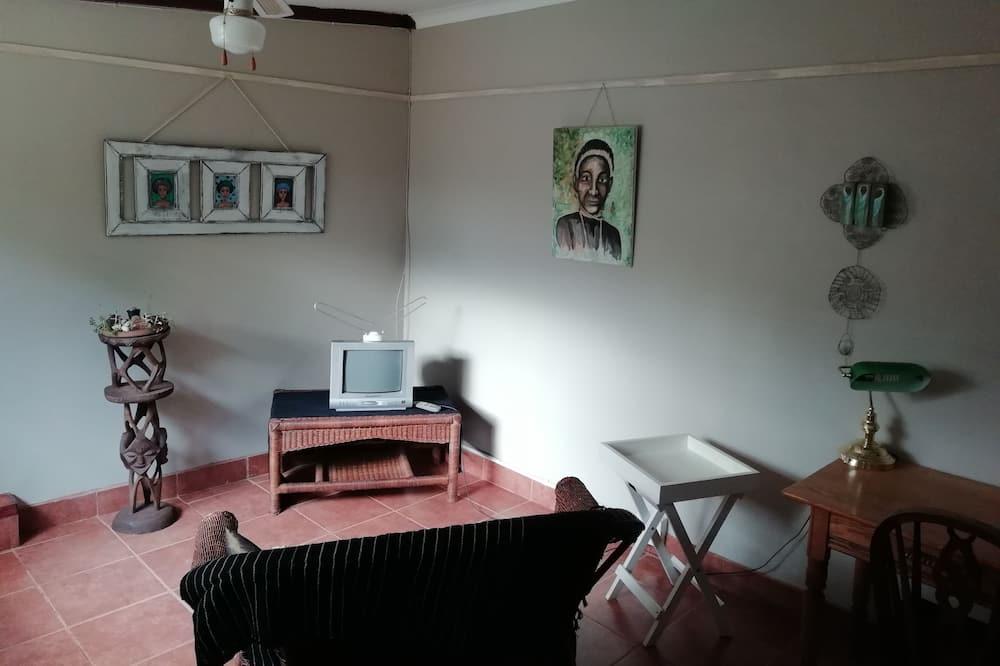 ห้องพัก, 1 ห้องนอน - พื้นที่นั่งเล่น