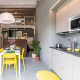 Apartment, Mountain View - Living Area