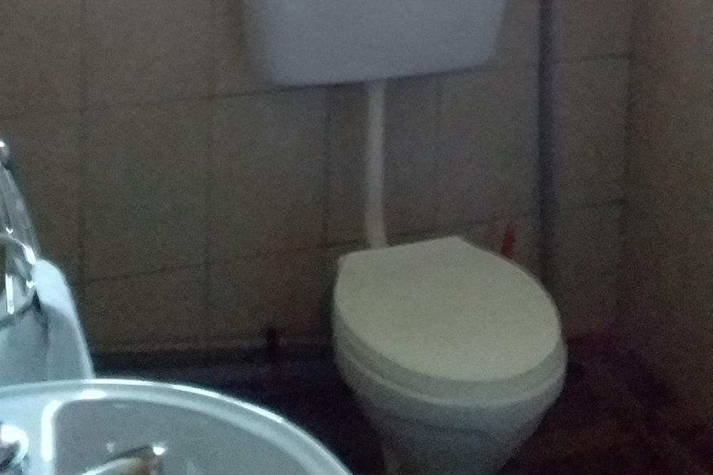 Deluxe szoba kétszemélyes ággyal - Fürdőszoba