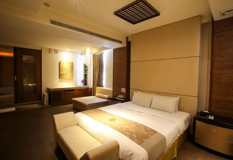 Hip Spa Motel, Taichung, Superior Double Room, Hot Tub, Guest Room