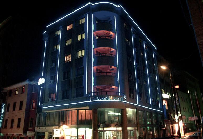 Grand Hotel Duman, Ankara, Otelin Önü - Akşam/Gece