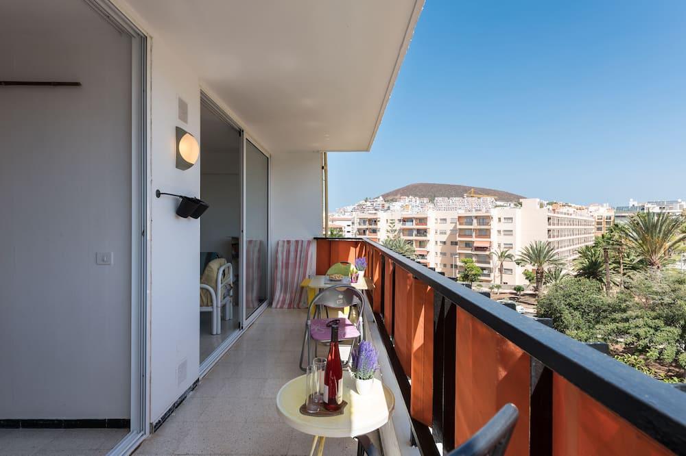Apartamento, 1 habitación, vistas a la montaña - Balcón