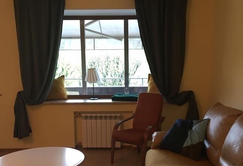 Apartment Troitskaya 61, Sankt Petersburg, Business-Apartment, Zimmer