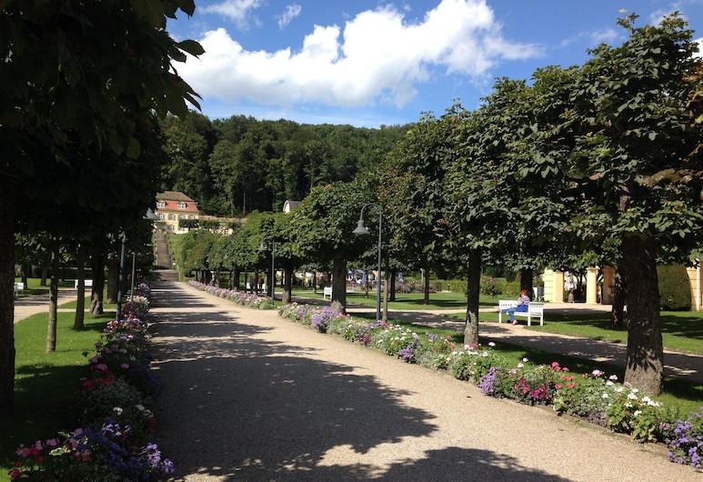 Landhotel Weisses Ross, Bad Brüeckenau, Senderismo