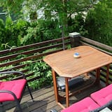Kamar Double Deluks, 1 Tempat Tidur King - Balkon