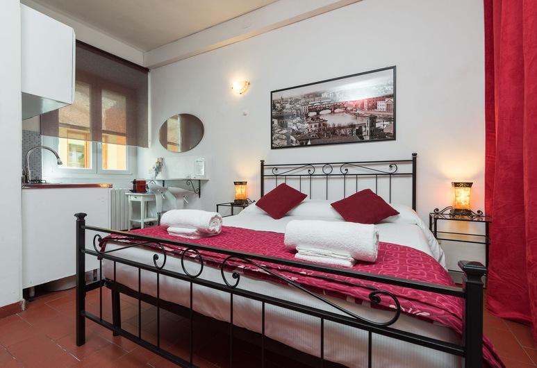Mini Suite Uffizi, Florence, Studio, Kamar