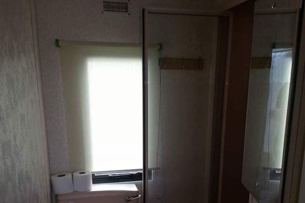6 Berth Caravan - Koupelna