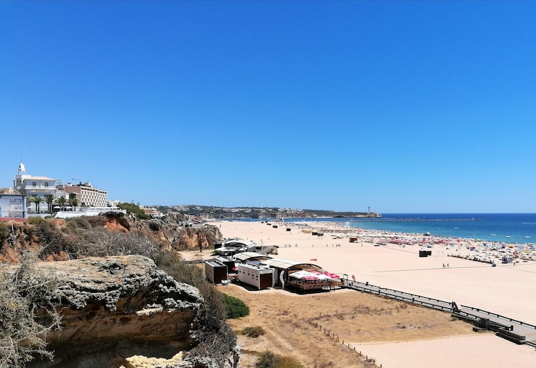 Apartment With one Bedroom in Portimão, With Shared Pool, Furnished Balcony and Wifi, Portimao, Záhrada