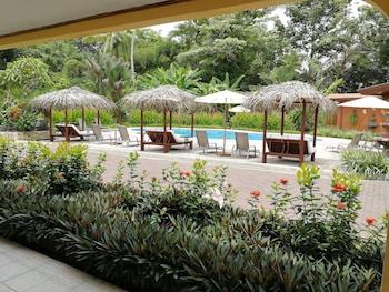 Φωτογραφία του Espadilla Gardens Hotel, Manuel Antonio