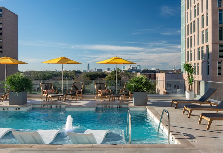 The Westin Houston Medical Center, Houston, Outdoor Pool