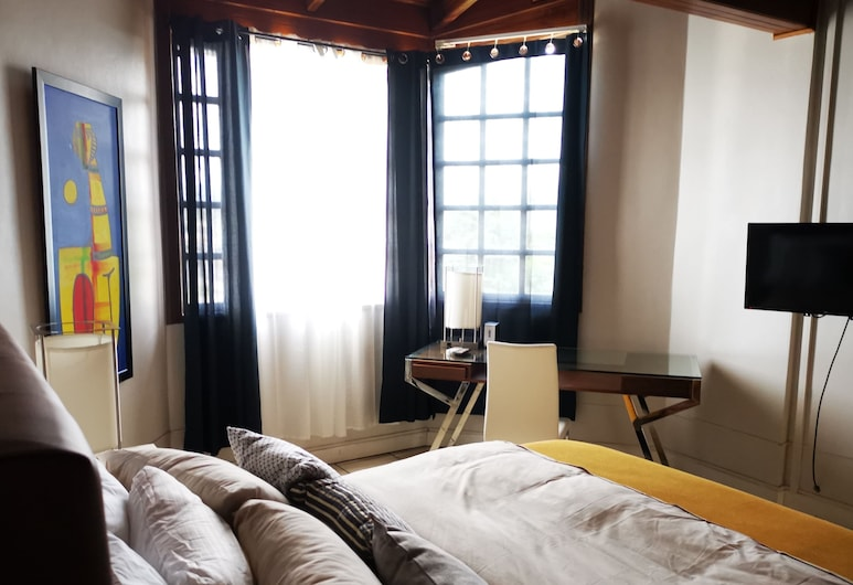 La Casona TGU Executive Rooms, Tegucigalpa, Deluxe Room, Bilik Tamu