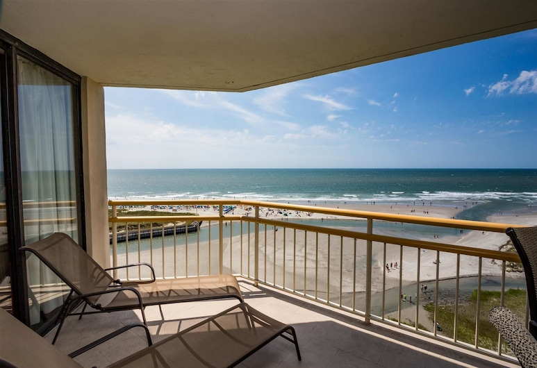 Ocean Creek South Tower by Myrtle Beach VR, Myrtle Beach, Condo, 2 Bedrooms, Balcony