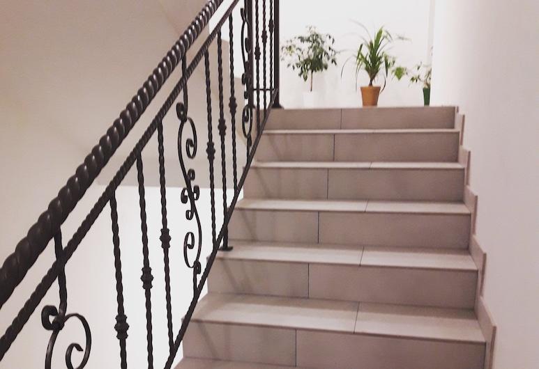 Davidoff, Uman, Escaleras