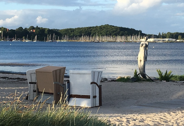 Villa Eckernförde, Eckernfoerde, Praia