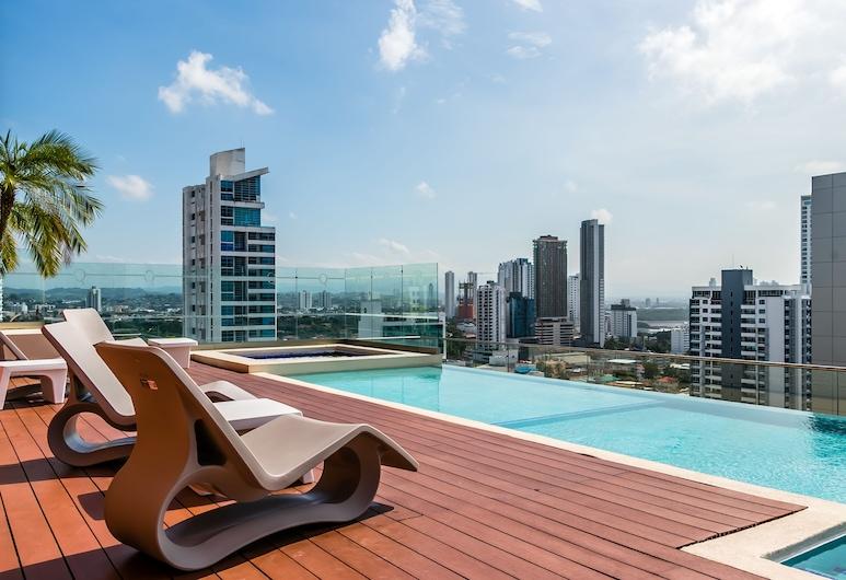 Delightful Apartment City Center, Panama