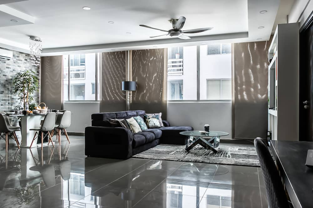 Apartmán typu Deluxe, 1 spálňa - Obývacie priestory