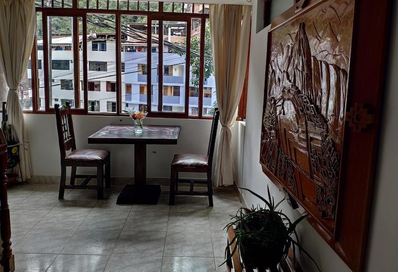 Hostal Ollantay, Machu Picchu, Intérieur de l'hôtel