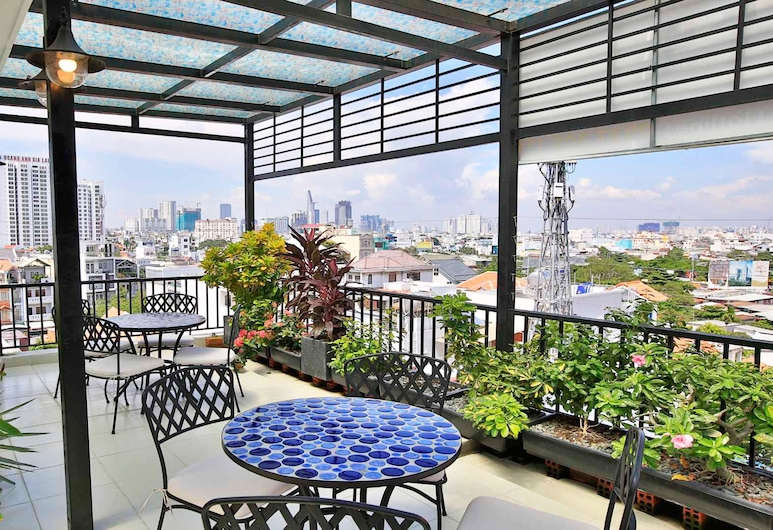 Donald Service Apartment, Ho Chi Minh City