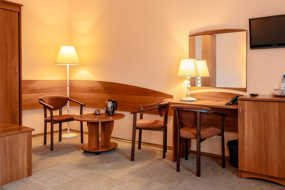 Comfort dubbelrum eller tvåbäddsrum - Gästrum
