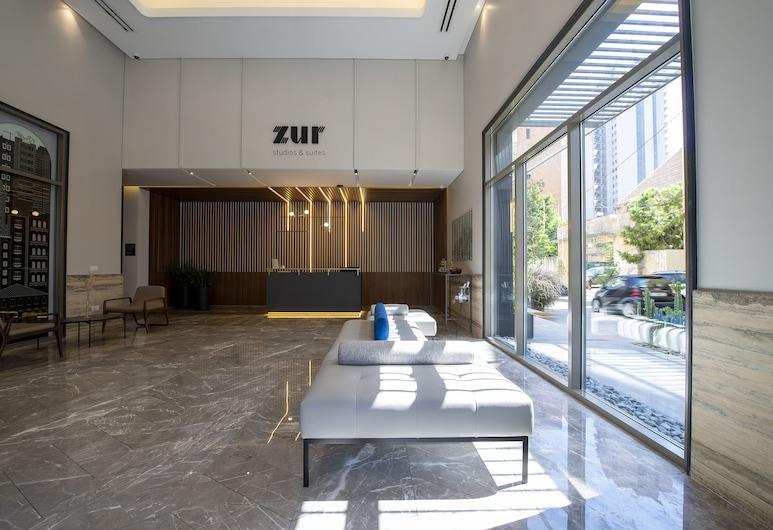 ZUR Studios & Suites, Beirut, Eingangsbereich