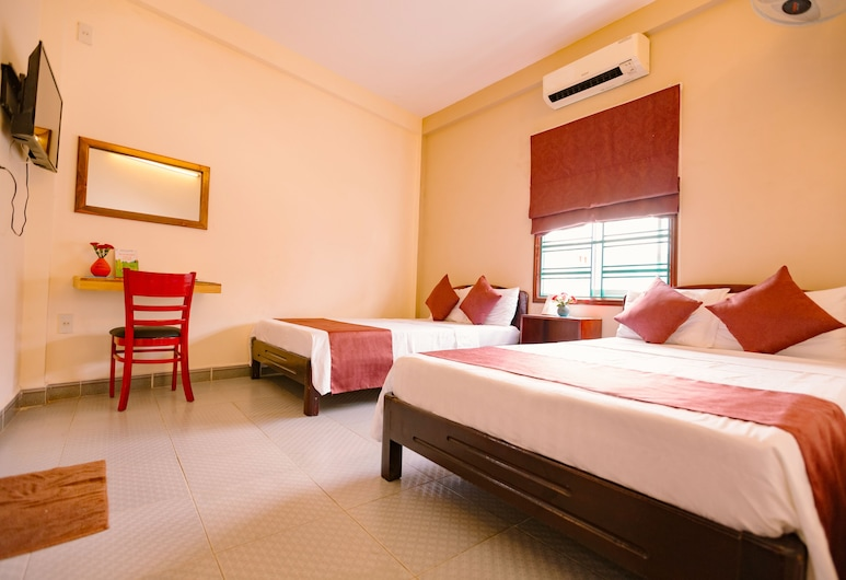 Loving Home Hue, Hue, Deluxe Twin Room, Guest Room