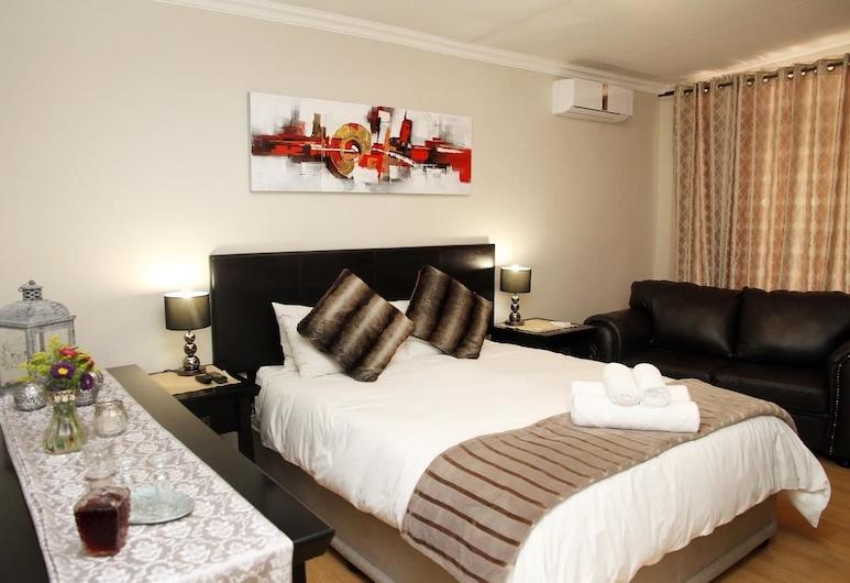 Arvella Guesthouse , Bloemfontein, Luxury Room, Guest Room