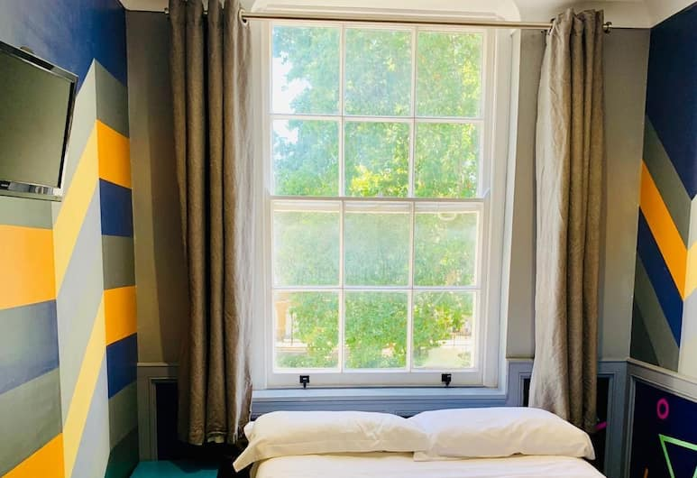 KX Rooms, London, Guest Room