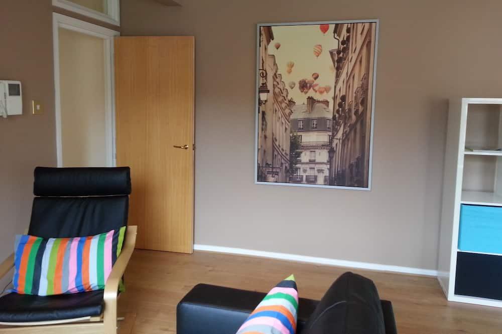 Apartman, 1 spavaća soba - Dnevna soba