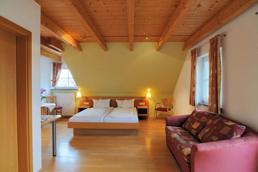 Habitación doble de uso individual - Sala de estar