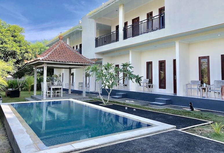 Jordan Guest House - Hostel, Ungasan, Reception