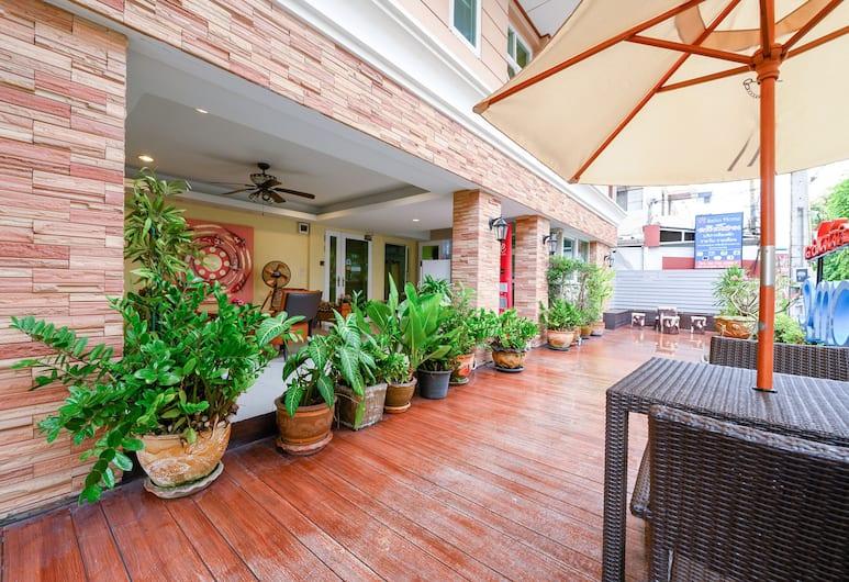 Salin Home, Bangkok, Terrasse/Patio