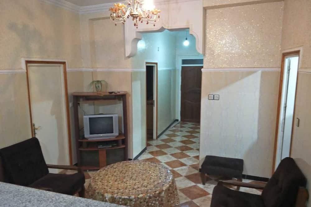 Huoneisto, 3 makuuhuonetta - Oleskelualue